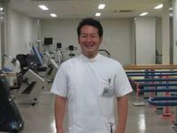 理学療法士(PT)吉倉孝則先生