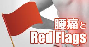 腰痛とRed Flags①