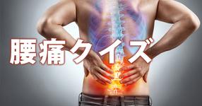 Peter O'Sullivanの研究チームが作成した「腰痛クイズ」の紹介