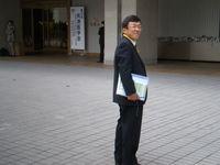 大分県理学療法士協会 会長【河野礼治先生】